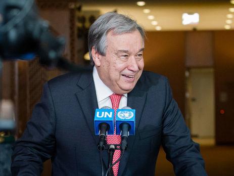 Решение озакрытии госграниц неможет основываться надискриминации— генеральный секретарь ООН