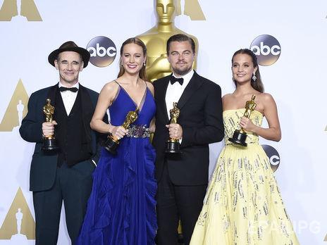 Леонардо диКаприо будет вручать «Оскар» в нынешнем году