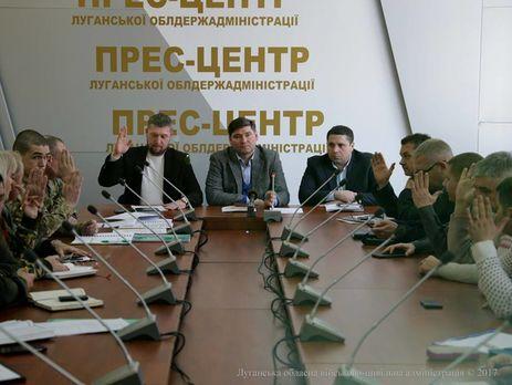 Блокада ОРДЛО: уГарбуза прикинули, когда остановятся Славянская иЛуганскаяТС
