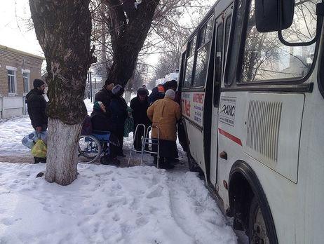 ИзАвдеевки уже эвакуировано практически 190 человек— ГСЧС