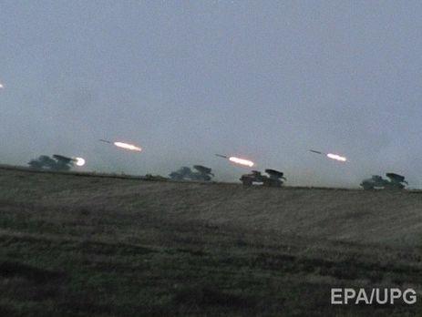 Боевики обстреляли свои позиции вАвдеевке иСаханке— агентура