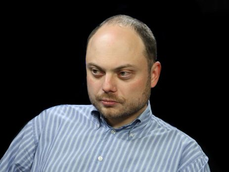 Соратник Ходорковского Кара-Мурза попал вреанимацию