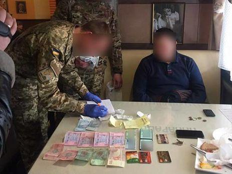 НаЛьвовщине помощник депутата добивался у бизнесмена $10 тыс.