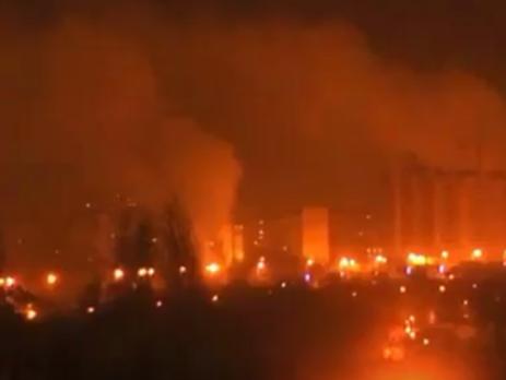 «Повылетали окна»— вДонецке произошел взрыв
