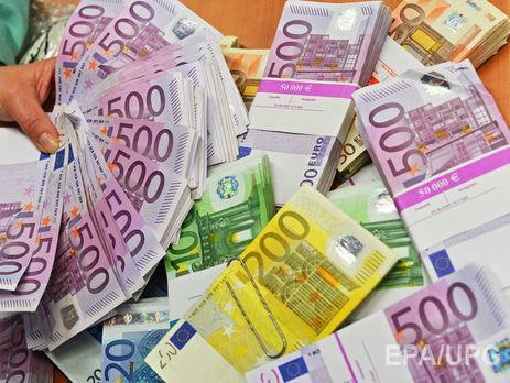 Курс евро снизился до63,82 рубля