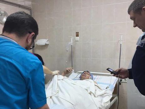 ВДнипре снова готовят коперации тяжелораненного вАвдеевке спасателя