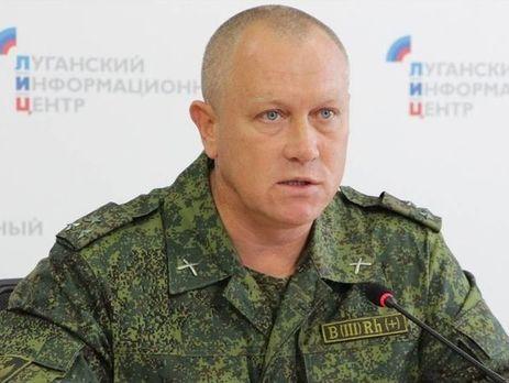 ВЛНР убит глава управления народной милиции