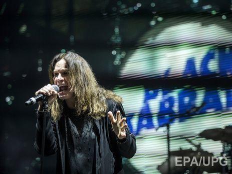 Группа Black Sabbath дает последний концерт