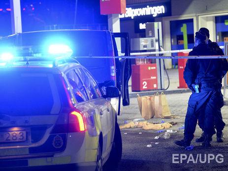 ВСтокгольме взорвали автомобиль начальника милиции Уппсалы