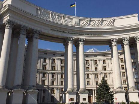 РФ угрожает международная ответственность заобстрел украинского самолета,— МИД
