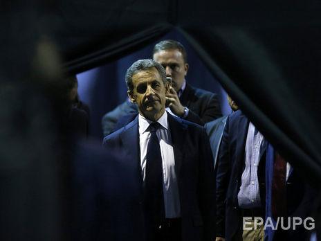 Николя Саркози предстанет перед судом поделу о финансовом снабжении предвыборной кампании