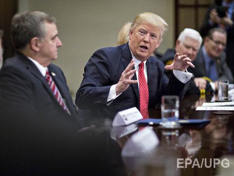 Трамп сформировал собственный кабинет из24 человек
