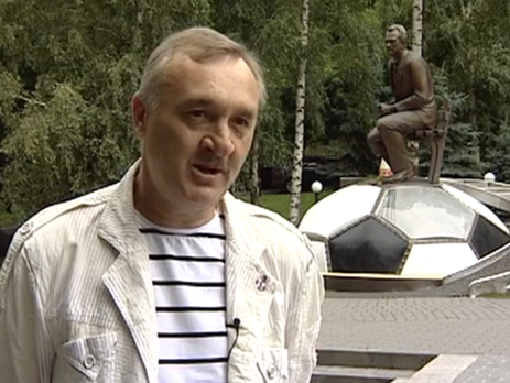 Скончался прежний вратарь сборной СССР пофутболу Виктор Чанов