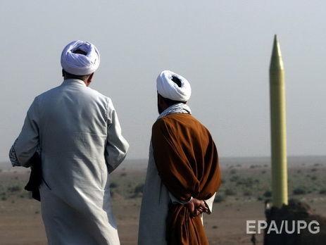 ВСША сообщили, что Иран произвел запуск еще одной ракеты