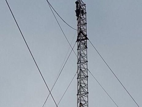 В захваченный Крым начали транслировать украинское радио