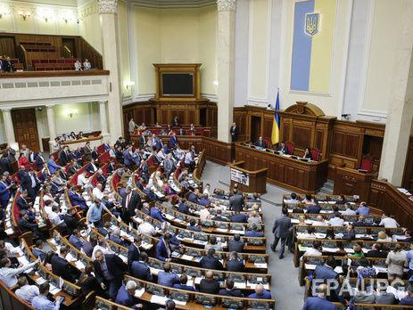 Рада заменила всенародных заседателей присяжными всудах