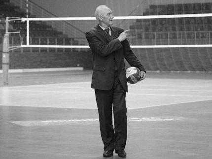 Ушел изжизни легендарный украинский волейболист