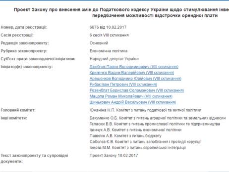 Ссайта Рады удалили проект распоряжения  оботставке премьера государства Украины
