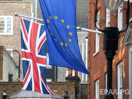 ВЕС планируют требовать от Великобритании 57млрдевро заBrexit
