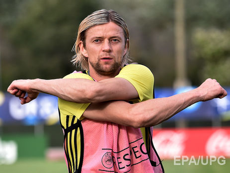 Рекордсмен сборной Украины сделал главное объявление о собственной карьере