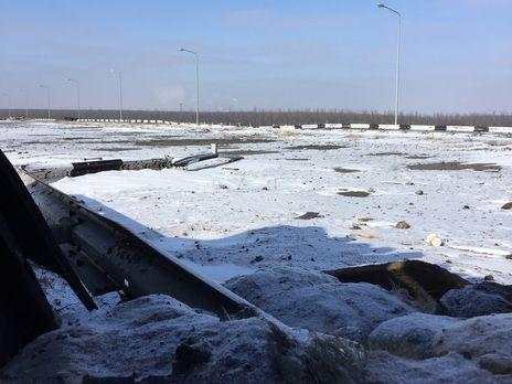 Ходаковский сфотографировал место, где лежат тела двух убитых боевиков