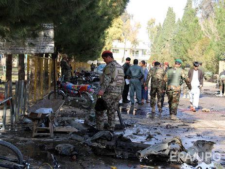 При взрыве вАфганистане погибли 11 человек