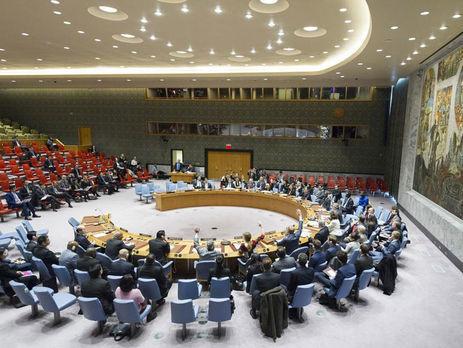 СБООН неподдержал подготовленный США проект заявления поИзраилю