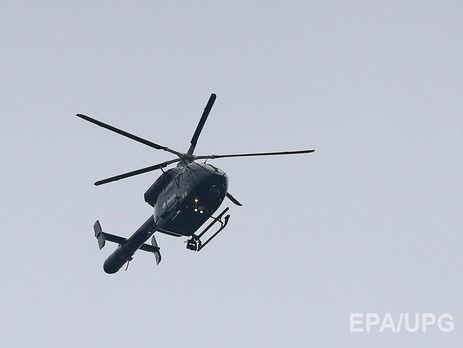 СКР проверяет информацию опадении вертолета наАлтае