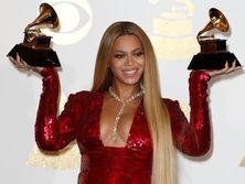 """Адель, Бейонсе, Леди Гага, Моррис - в Лос-Анджелесе раздали награды """"Грэмми"""". Фоторепортаж"""