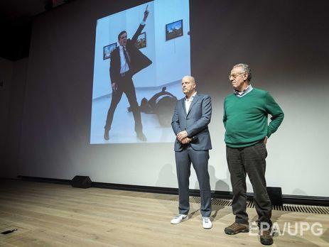 Снимком года World Press Photo стал эпизод субийцей посла Карлова