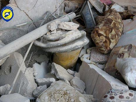 Асада обвинили вприменении химического оружия вАлеппо