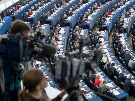 Президент Европарламента предложил неголосовать забезвиз для государства Украины