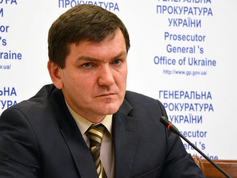 За правонарушения против Майдана втюрьму сел только один «титушка»— Горбатюк