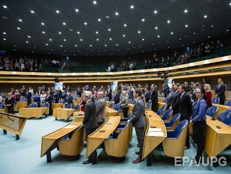 Нидерланды решат судьбу ассоциацииЕС с государством Украина  23февраля,