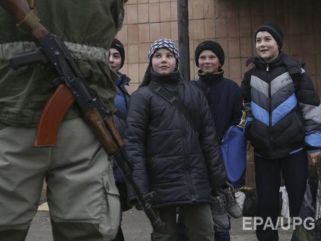 Млн детей вДонбассе нуждаются всрочной помощи— ЮНИСЕФ