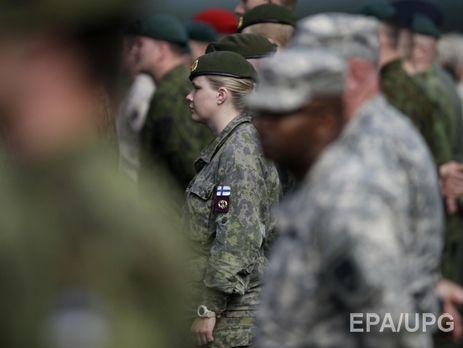 Финляндия планирует увеличить численность войск ивоенные расходы