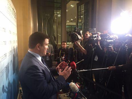 Захарченко неисключает военного пути освобождения Донбасса