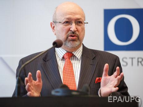 ОБСЕ желает сделать вДонбассе 20 зон безопасности