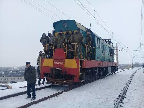 Семенченко пригрозил перекрыть железнодорожное сообщение Украины сРФ