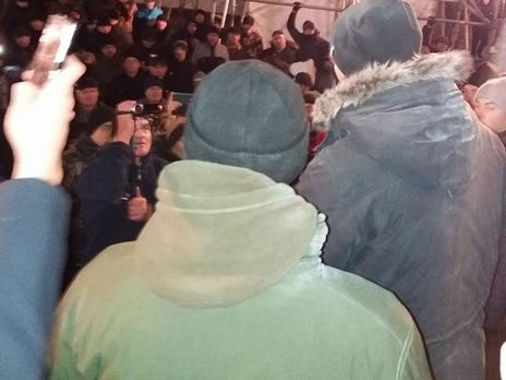 Впроцессе столкновений вКиеве пострадали десять человек