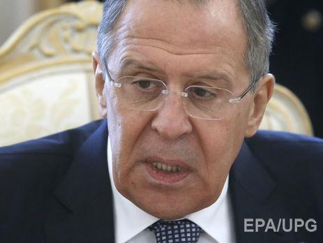 Лавров поведал, что спецслужбы США прослушивают послаРФ вВашингтоне