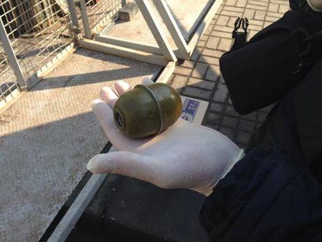 УМайдана задержали мужчину сгранатой— Упредили теракт