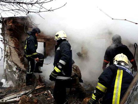 ВОдесской области произошел взрыв в личном доме: двое погибших