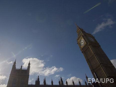 ВБритании Палата лордов приступила кобсуждению законодательного проекта оBrexit