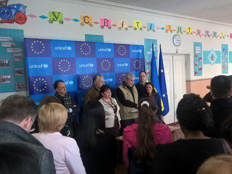 ЕСвыделит дополнительную гуманитарную помощь для граждан Донбасса
