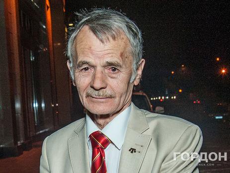 Джемилев: Артеменко нарушил присягу народного депутата и должен понести ответственность