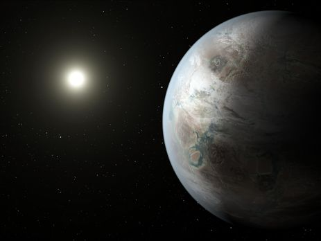 NASA собирает экстренную пресс-конференцию по«внеземной жизни»