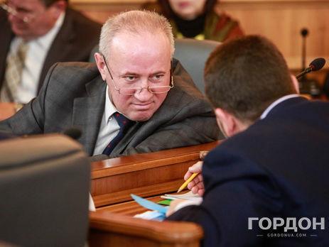 Три фракции Рады и сотрудники общественности подписали декларацию солидарности