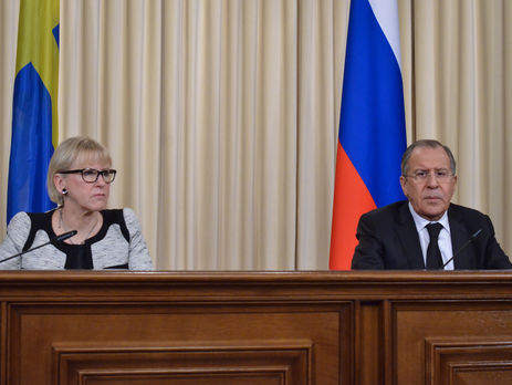 Лавров: такие, как Прилепин, хотят «помочь Украине наладить жизнь»