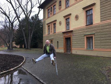 Независимый корреспондент Аркадий Бабченко покинул РФ